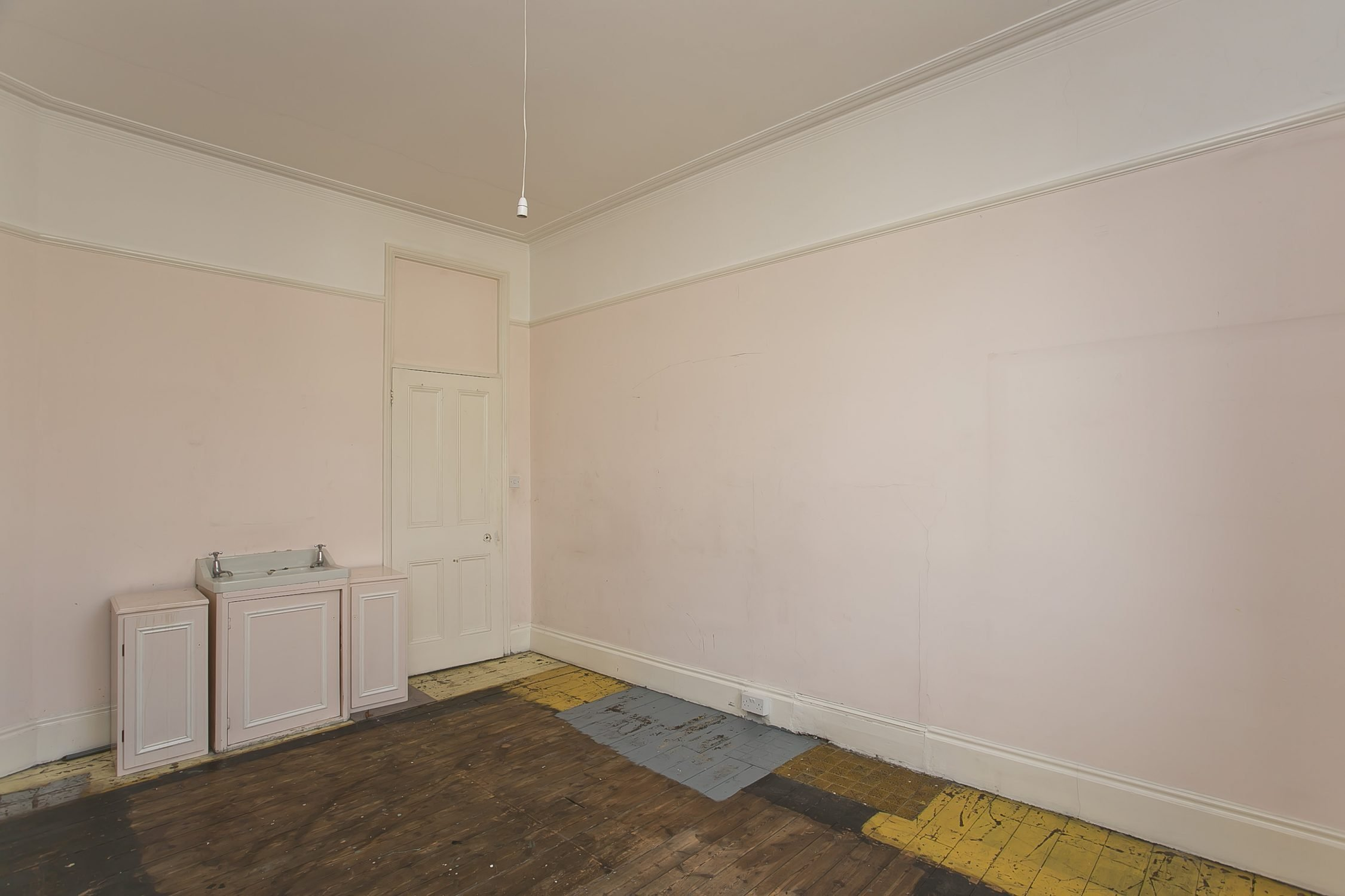 Sitting room: Before, Wandsworth, London