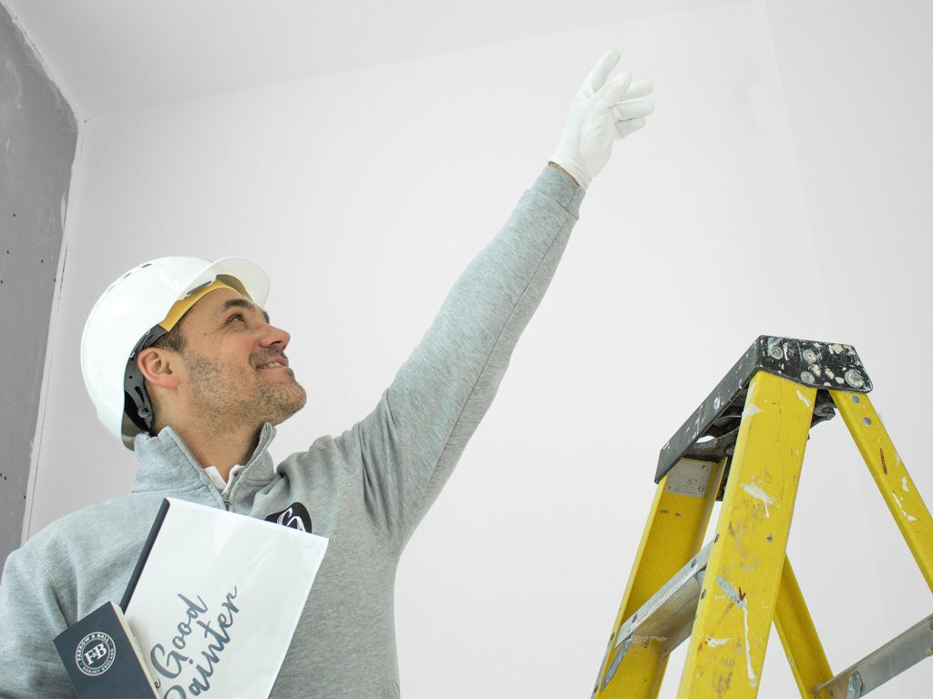 The Good Painter Team chooses the perfect colour for walls