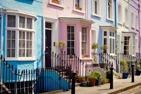 Exterior Painting And Decorating Property London