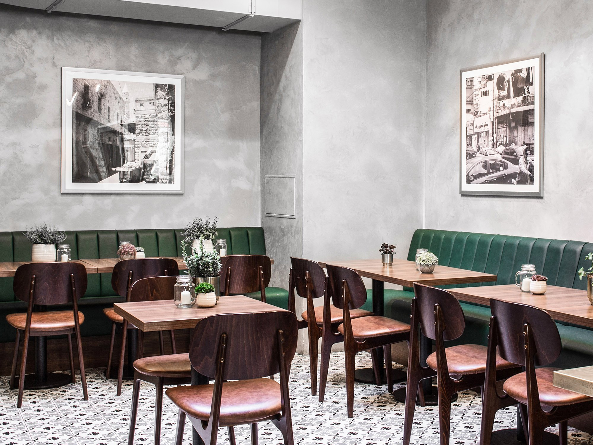 Painting international restaurant in London: Case Study ...