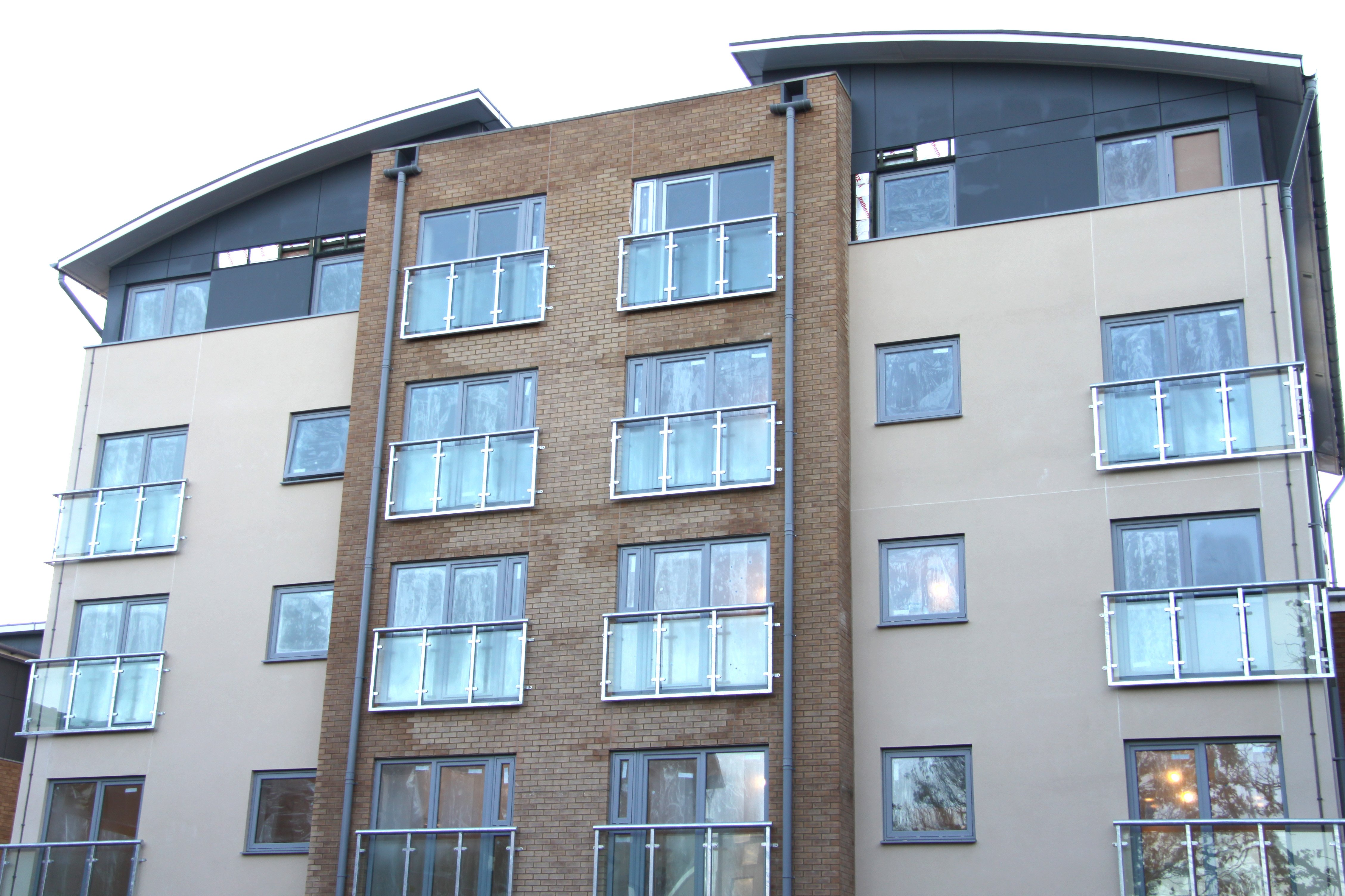 Painting and Decorating of New Build Development
