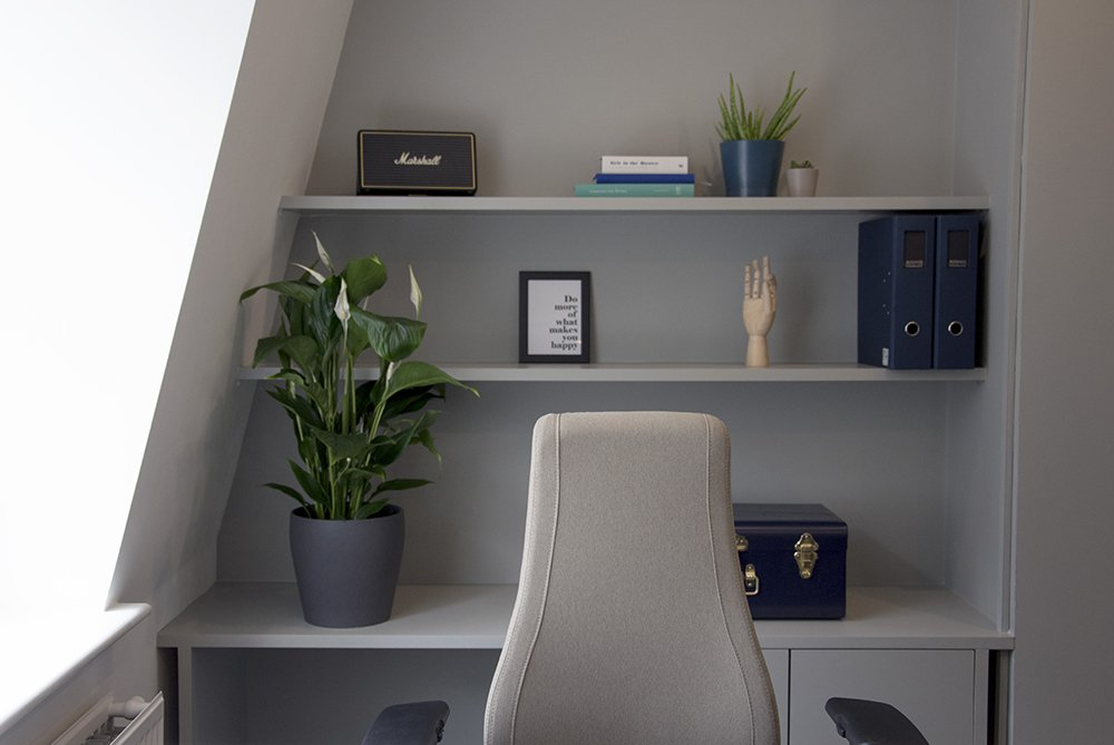 Painting and decorating offices in London