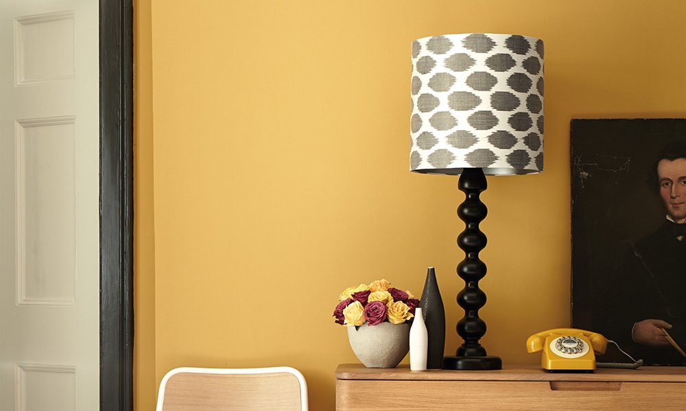 OUR FAVOURITE YELLOW PAINT COLOURS FOR PAINTING AND DECORATING