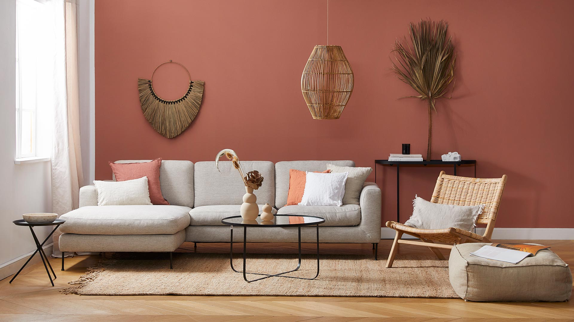Beautiful Painting and decorating tips with Terracotta