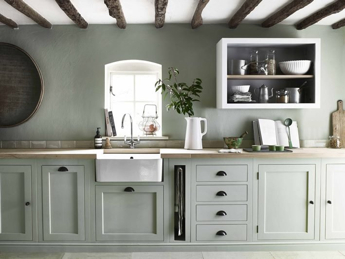 Stylish painting and decorating tips with Sage Green