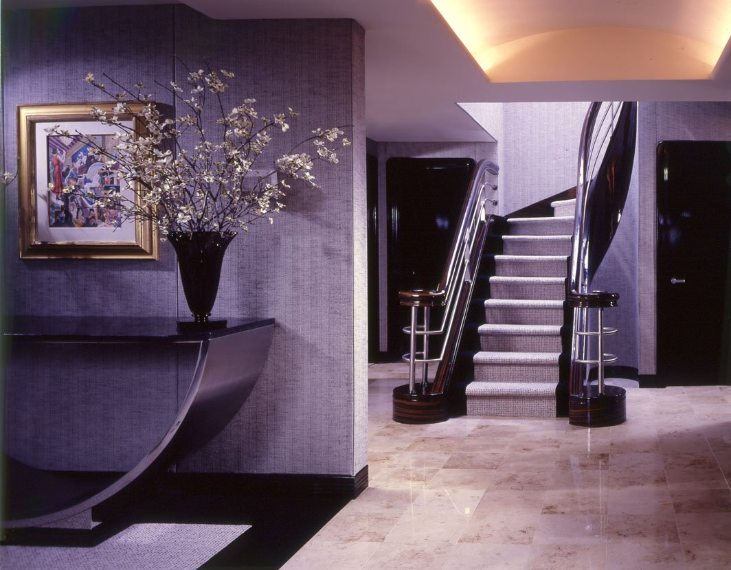 Luxurious Painting and Decorating tips with Purple