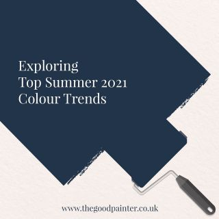 Need to refresh the colour scheme of your home?  Welcome to the post, which will enlighten you with ideas! Today we discuss the top Summer 2021 Colour trends and how you can incorporate these into your home or even commercial space.  Do you know the themes for this season?  It is all about reflection, restoration and revitalizing! Review what this means in our latest blog post today!  Are you up to date with colour trends? . . . . . . . . . . #thegoodpainter #londoninteriordesigner #londonhome #londonproperty #londondesigner #londonpainting #londonapartment #londonhouses #londoninteriordesign #londonpainter #londonpainting #colourmehappy #blueinterior #bluewalls #bluepainting #tgpblog #colourtrends #summertrends #summercolours #2021trends #interiortrends #summerinterior
