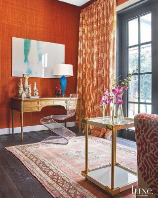 There is no such thing as an impossible colour scheme!  ⠀⠀⠀⠀⠀⠀⠀⠀⠀ Colour doesn't have to be complicated to understand. Today we explore the use of the colour orange and how to use this vibrant scheme indoors.  ⠀⠀⠀⠀⠀⠀⠀⠀⠀ Break up an orange scheme through white or lighter neutral tones. @luxemagazine demonstrates this by using art and accessories with pops of white.  ⠀⠀⠀⠀⠀⠀⠀⠀⠀ Use twin tones and explore the hue by combining different oranges for a nice balance.  ⠀⠀⠀⠀⠀⠀⠀⠀⠀ Find warm or wooden furniture to emphasise the meaning of orange. Vibrant but not as daring as red, we associate orange with adding warmth and emphasising comfort.  ⠀⠀⠀⠀⠀⠀⠀⠀⠀ Is orange a colour you would explore?  . . . . . . . . . . #crashbangcolour #colorismyjam #eclecticdecor #orangeinterior #shadesoforange #orangewalls #thegoodpainter #londoninteriordesigner #londonhome #londonproperty #londondesigner #londonpainting #londonapartment #londonhouses #londoninteriordesign #londonpainter #londonpainting #colourmyhome  #colourfulhome #eclectichome #bohemianinteriors #eclecticdecor #colourfullinterior #boldinterior #colourcombination #colourpalette #orangelove